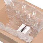 Der POWER PAK'R kann unterschiedliche Luftkissentypen befüllen, von rechteckigen Kissen bis hin zu innovativen Mehrkammerkissen.