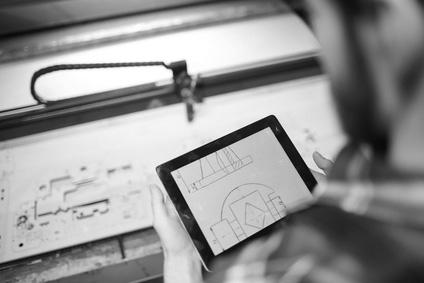 Unser Entwicklungsnetzwerk basiert auf allen technischen Finessen der Kreation, Konstruktion und Produktion