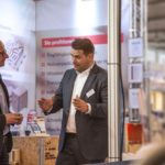 PackSynergy Gemeinschaftsstand auf der 16. LOGIMAT (Stuttgart, 13.03.2018)