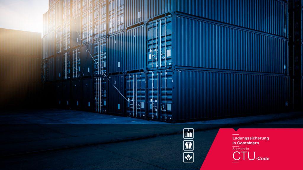 Melior   Technische Seminare, Ladungssicherung in Containern – Seeverkehr /CTU-Code