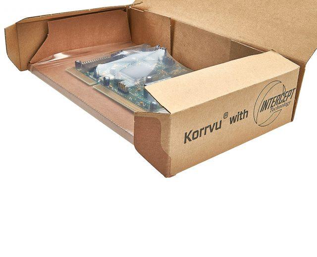 Korrvu® Anti-Korrosion mit INTERCEPT Technologie™