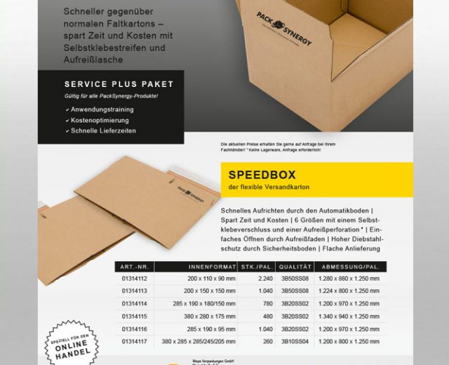 Download SpeedBox Flyer Deutsch