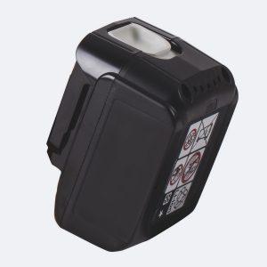 Li-Ion-Akku für kurze Lade- und lange Betriebszeiten. Exzellente Leistung und mehr Kraft bei geringer Größe zeichnet diesen Akku des namhaften Herstellers aus.