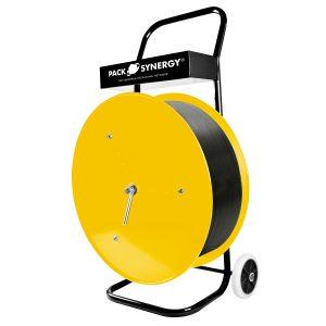 Art.-Nr.: 10131059, Abrollwagen für Umreifungsbänder, Bandabrollwagen PackSynergy® Strap Dispenser