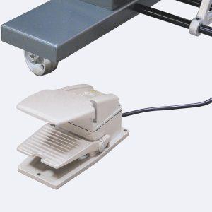 Packsynergy Table Strap Basic, Auslösung per Handtaster, Fussschalter oder Fotozelle