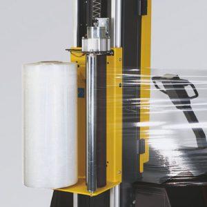 Folienschlitten FM mit elektromagnetischer Bremse