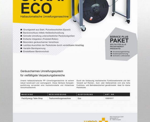 Ps Table Strap Eco
