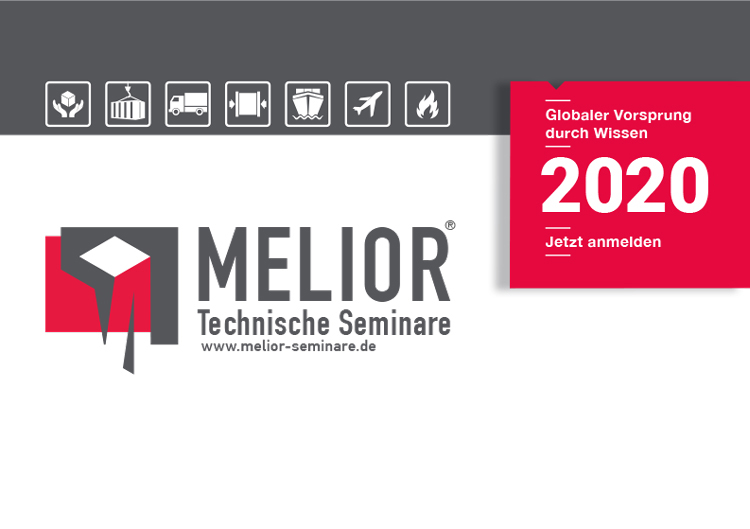 Melior   Technische Seminare – Seminare 2020 vorerst wegen Covid 19 verschoben!